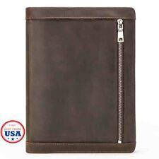 iPad Pro 9.7 / 10.5 / 11 Leather Case Handmade Genuine Leather Folio Smart Cover