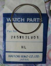 285W12LM01 Seiko watch crystal fits 5423-7160, 5Y23-7160, 7N43-7A80.     K721