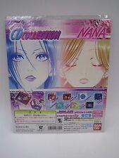 NaNa Mini CD Collection Keychain Gashapon Toy Machine Paper Card Bandai Japan