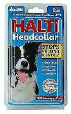 Company of Animals Halti Headcollar Padded Black Size 2