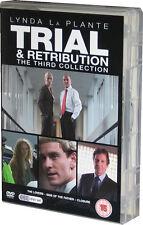 Trial And Retribution The Third Collection Lynda La Plante TV Crime Series