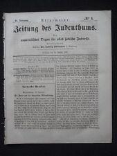 1860 Paderborn Rabbi Zipfer aus Rechnitz
