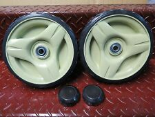 "Honda 19"" lawnmower 2 x 8""wheel set suit HRU19K1,HRU19M1,HRU196K1,HRU196M1"