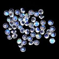 Details about  /GTL CERTIFIED 25 Pcs Lot Natural Crystal Quartz 16mm Round Cut Gemstone C71