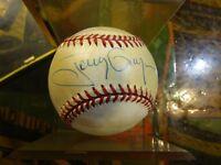 Tony Gwynn Autographed Signed NL Baseball San Diego Padres~