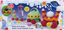 The Night Garden ITNG Garden In actividad musical Ninky Nonk Bubble Tren