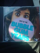 Best Of The Bubble Gum Years CD, Like New.