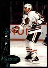 1992-93 Parkhurst Emerald Ice Brent Sutter #33