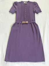 vintage st john knit dress Size 8