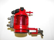 Professional rotary tattoo Machine can be used as Liner or Shader red