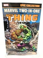 Marvel Two in One Epic Collection Cry Monster TPB Trade Paperback Brand New