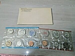 1962 US Mint Silver Uncirculated Set