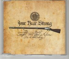 (HJ273) Four Year Strong, Tonight We Feel Alive - 2010 DJ CD