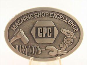 GPC Machine Shop Excellence General Parts Co, NAPA Auto Parts Parent Co  E040