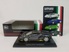 1:64 Kyosho Lamborghini Minicar Collection Centenario LP770-4 2016-2017 Gray H