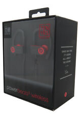 Beats by Dr Dre Powerbeats3 In-Ear Wireless Headphones Defiant Black Red New OEM