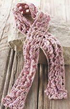 Crochet Pattern ~ Ladies Starlight Scarf ~ Instructions