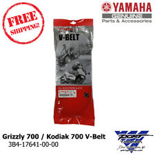 Yamaha 2007-2020 Grizzly 700 / 2016-2020 Kodiak 700 OEM V-Belt 3B4-17641-00-00