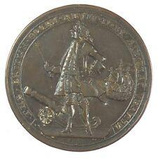 1739 Britain VERNON - PORTOBELLO TAKEN AE 40mm. Adams & Chao PBvi 5-E, Betts221,