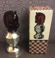 Avon Smart Move 2 Chess Piece Wild Country After Shave NIB Full 3 oz Vintage