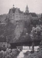 Sigmaringen - Schloss - Hohenzollern um 1930 oder älter ? - selten !