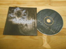 CD Gothic Love Like Blood - Love Kills (1 Song) Promo HALL OF SERMON cb