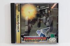 Gungriffon / Gun Griffon 1 I Sega Saturn Ss Japan Import Us Seller G7334