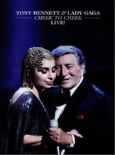 Tony Bennett and Lady Gaga: Cheek to Cheek (DVD, 2015)