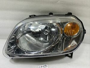 2006 2007 2008 2009 2010 2011 Chevrolet HHR OEM Headlight Left Driver Halogen
