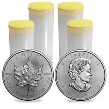 2017 Canada 1 oz Silver Maple Leaf BU (Lot of 100) - SKU# 156952