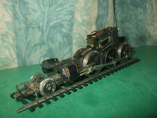 HORNBY EX GWR HALL CLASS LOCO CHASSIS ONLY - No.2