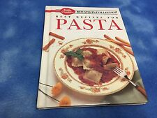 BETTY CROCKER RED SPOON COLLECTION BEST RECIPES FOR PASTA COOKBOOK 1990