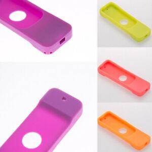 Neuf Télécommande Étui Silicone Protection Housse Skin Pour Apple TV 4th Gén.