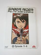 Saber Rider and the Star Sheriffs Vol. 02 5 - 8 GERMAN LANGUAGE REGION 2