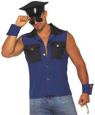 Arrestingly Handsome Cop Sexy Police Stripper Set Adult Mens Costume