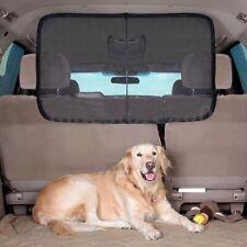 RETE di PROTEZIONE Gommata Fermapacchi o Divisoria per cani in Auto senza fori