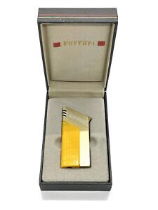 Cartier Ferrari Formula Lighter Yellow
