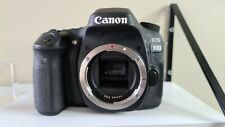 Canon EOS 80D 24.2 MP Digital SLR Camera with 18-55 mm