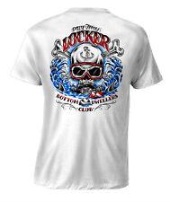Salt Life Amphibious STYLE  Mens White Dive T-shirt S M L XL 2XL 3XL 4XL 5XL