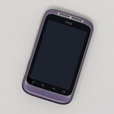 "HTC Wildfire S 3G 3.2"" - Purple - Smart Phone - Excellent Condition - Unlocked"