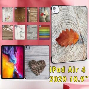"For Apple iPad Air (4th gen) 10.9"" Slim Lightweight Hard Shell Case Cover + pen"