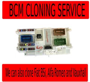 Ford BCM - Body Control Module- Clone Service