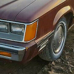 Ford LTD II, Mercury Marquis: 1983, 1984, 1985, 1986, Left Cornering Light