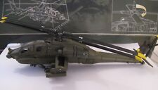 NEWRAY HELICOPTERE APACHE US ARMY 1/55