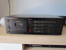 Nakamichi Dragon Tape-deck, impecable de colección!