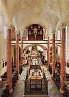 Innsbruck Tirol Hofkirche Grabdenkmal Kaiser Maximilian Bronzestandbilder