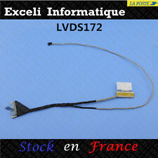 LCD LED LVDS VIDEO A SCHERMO CAVO FLAT DISPLAY 14005-01180400 40PIN X200MA 40PIN