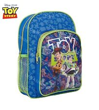 Official Disney Pixar Toy Story 4 Deluxe Backpack Rucksack School Bag Woody Buzz