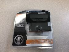 Bushnell Trophy TRS-25 Tactical red Dot  With Riser