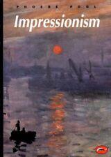 BOOK-Impressionism (World of Art),Phoebe Pool